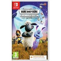 Shaun The Sheep: Home Sheep Home Nintendo Switch Game