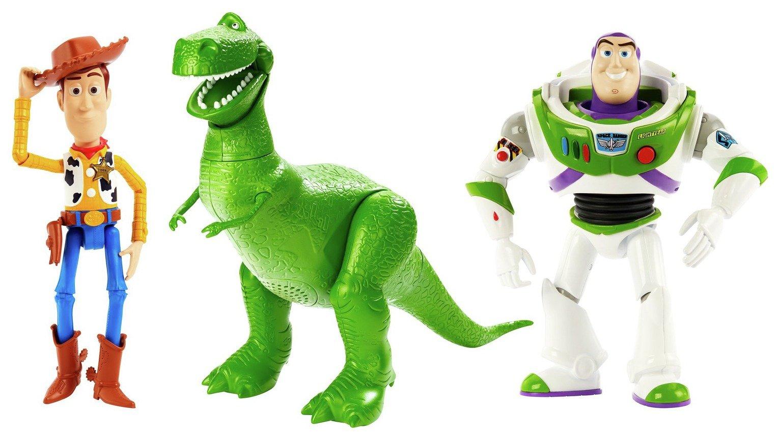 Disney Pixar Toy Story 7inch Talking Figure Assortment