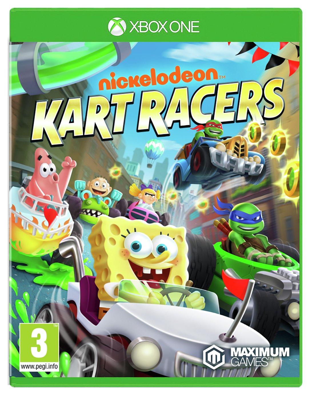 Nickelodeon Kart Racers Xbox One Game