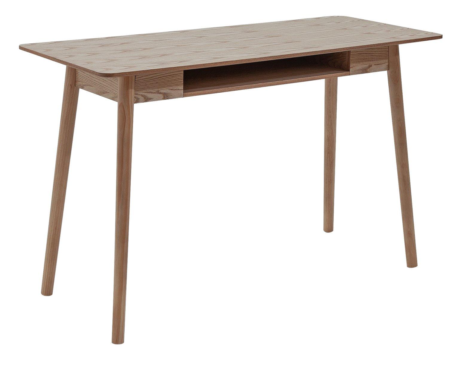 Argos Home Maja Office Desk - Ash