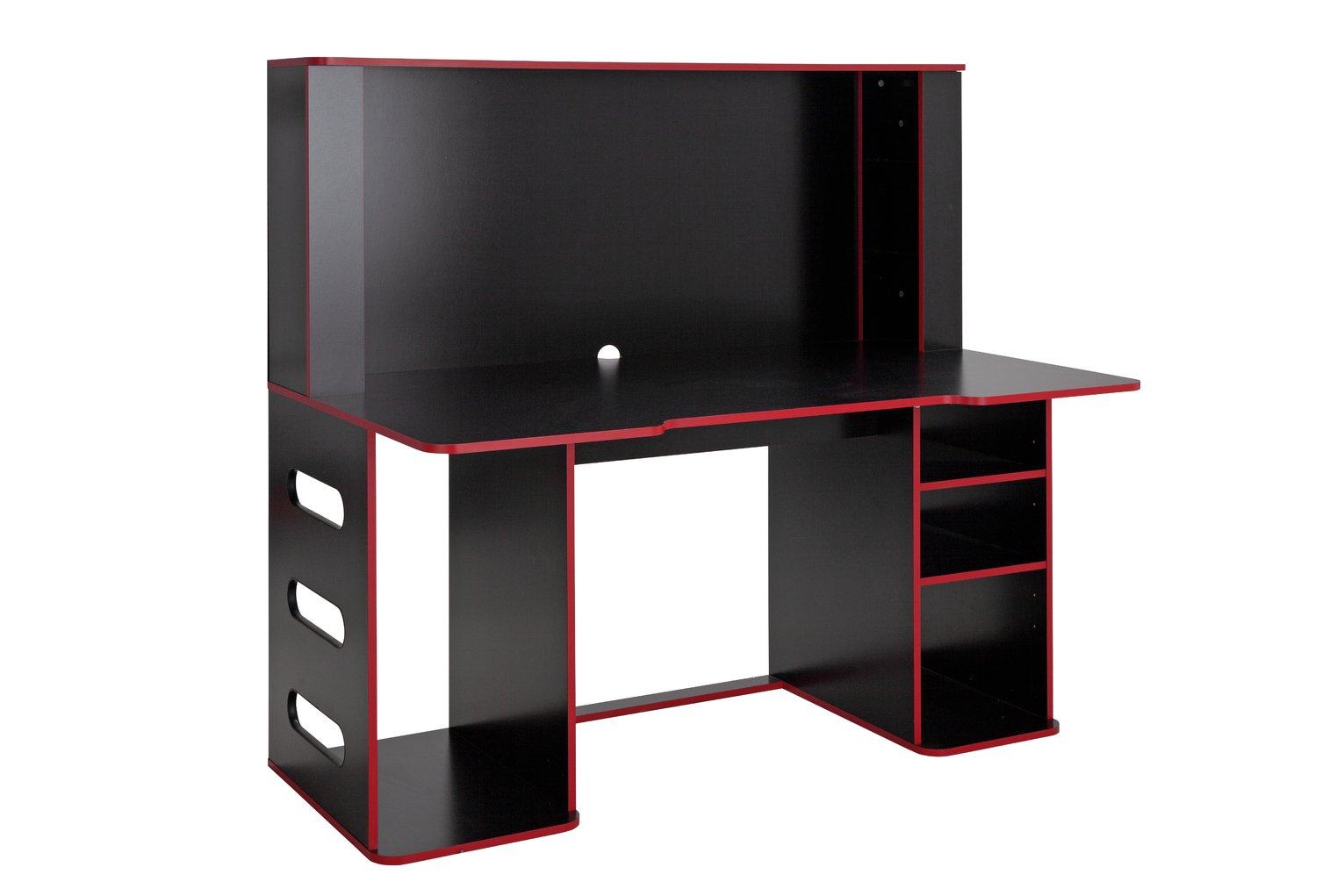 Argos Home Cornex Gaming Desk