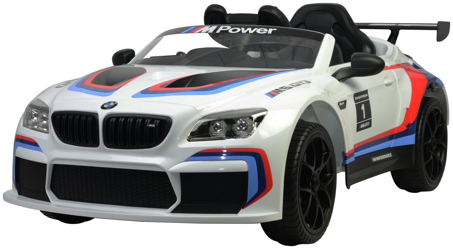 BMW GT3 12V Powered Ride On with Remote Control