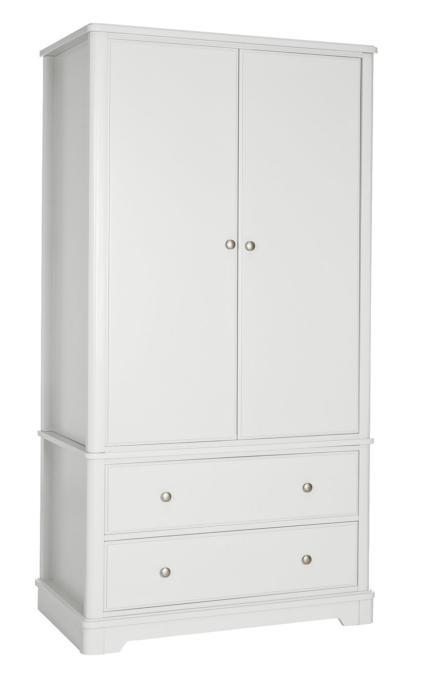 Argos Home Ashbourne 2 Door 2 Drawer Wardrobe