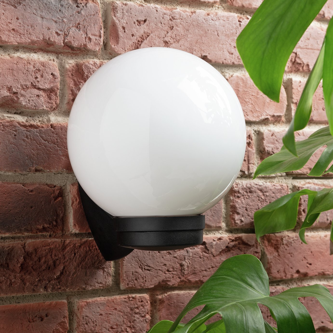 Coast Globe Outdoor Wall Lantern