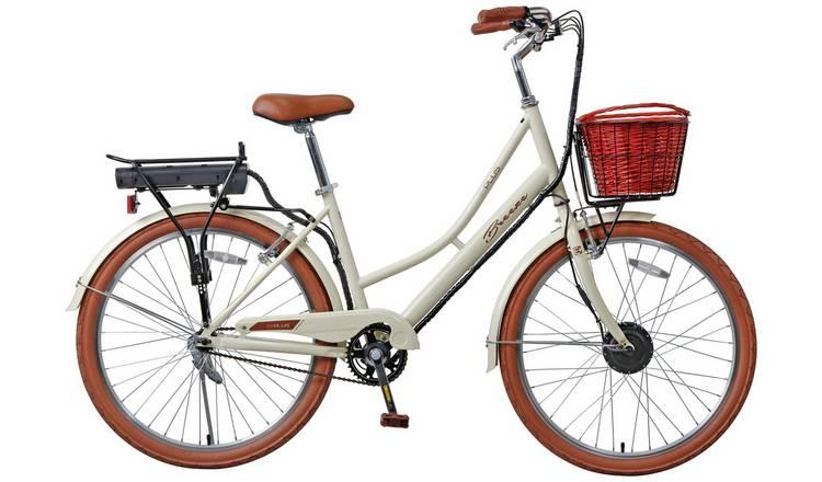Buy E-Plus Breeze 26 inch Wheel Size Womens Electric Bike   Mens and womens  bikes   Argos