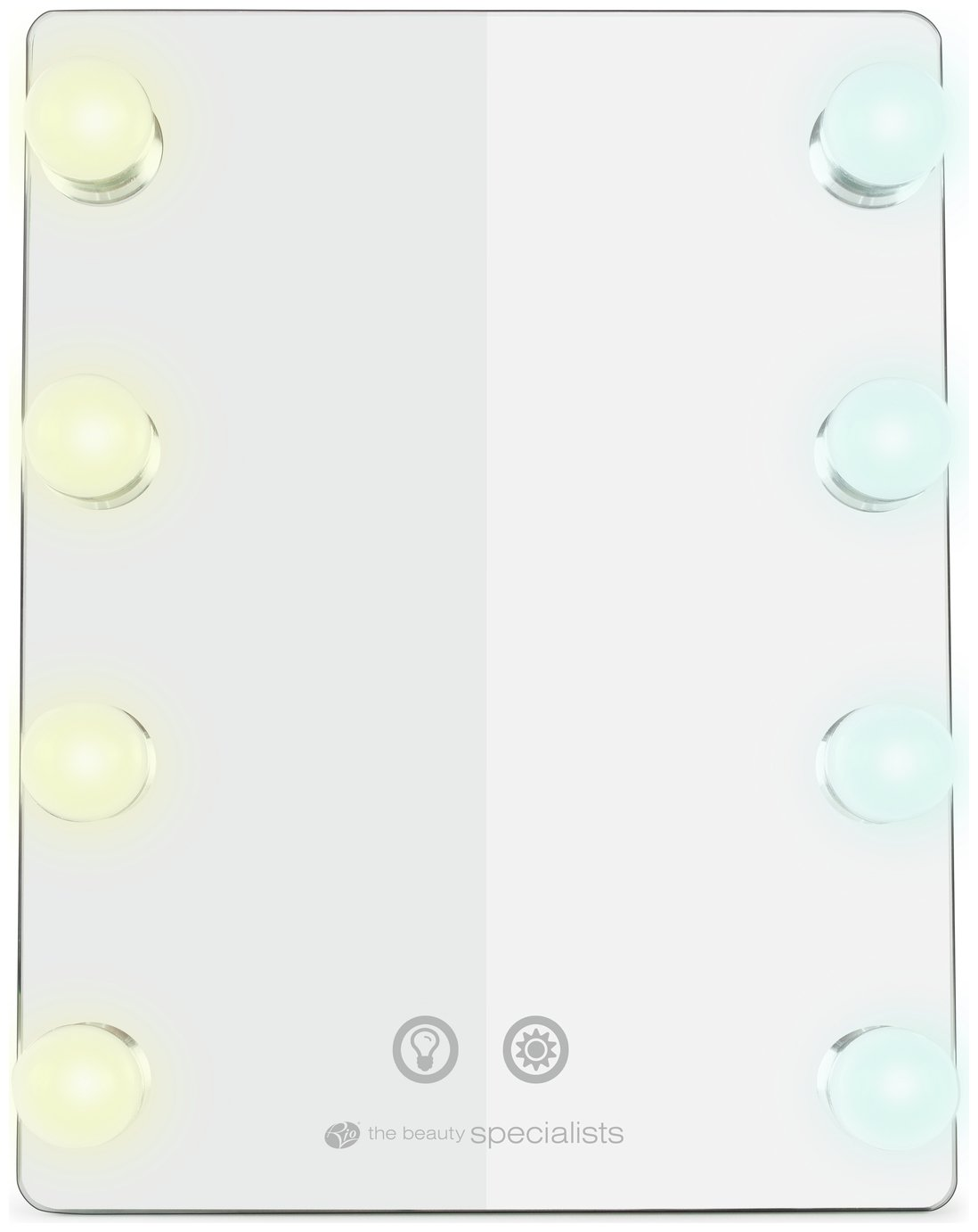 Rio Hollywood Glamour Lighted Mirror