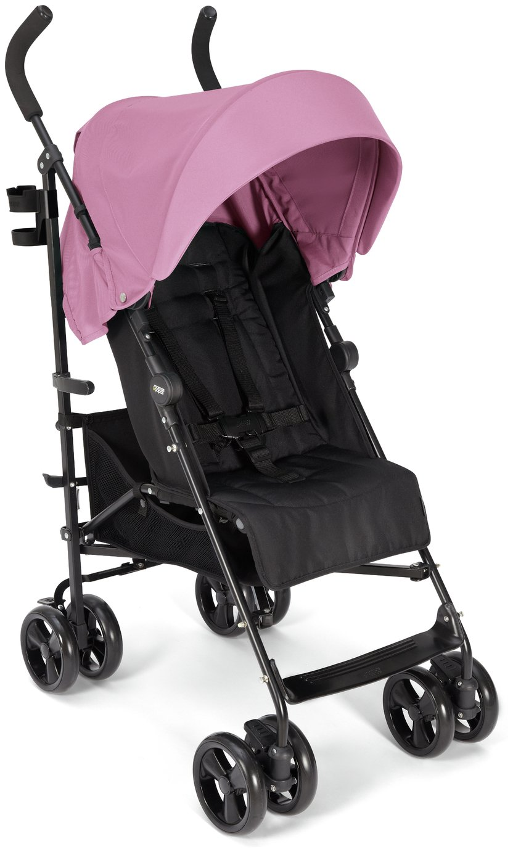 Mamas & Papas Cruise Stroller - Rose Pink