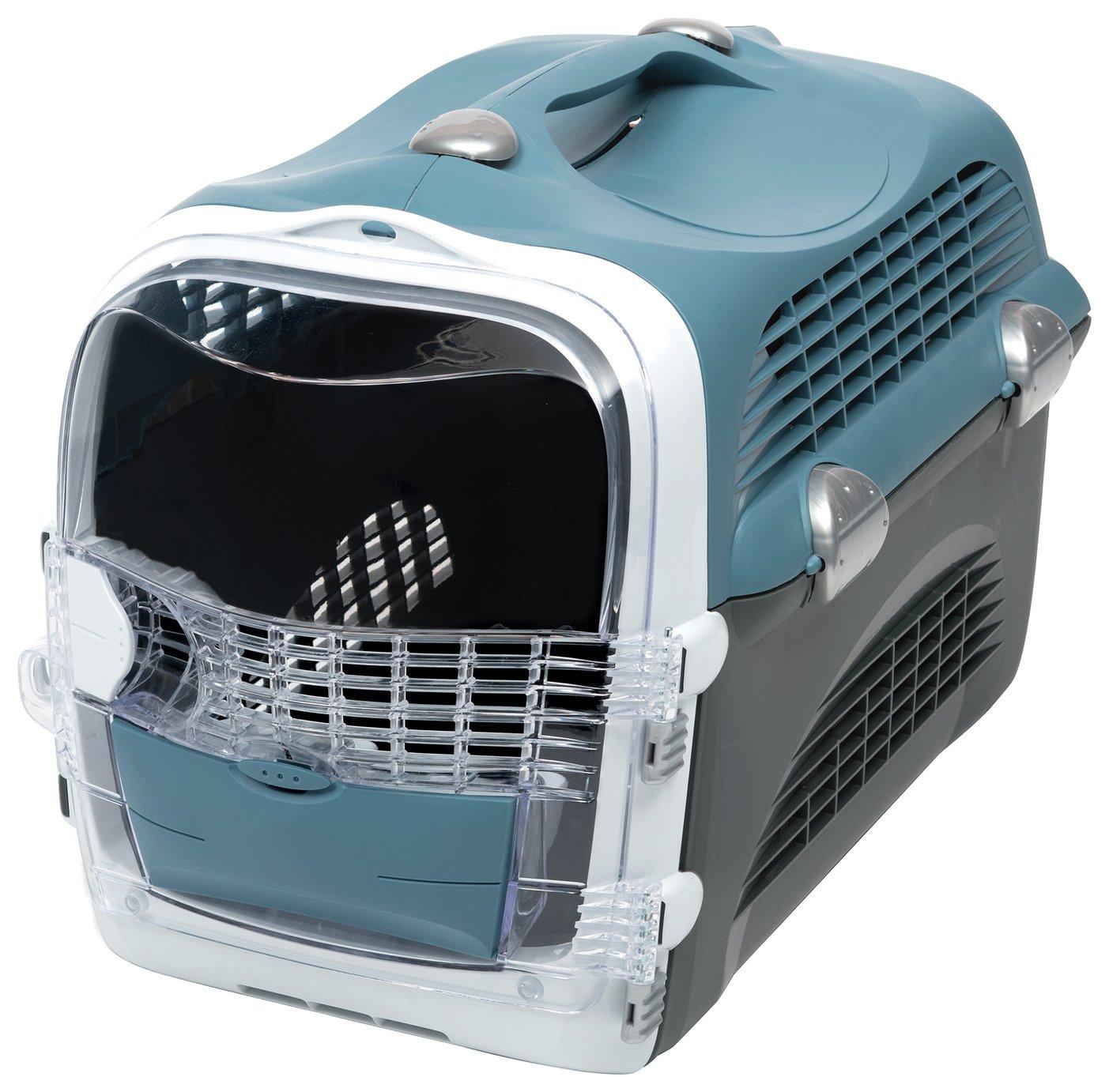 Catit Cabrio Pet Carrier - Blue/Grey