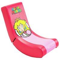 X Rocker Video Rocker Junior Gaming Chair - Princess Peach