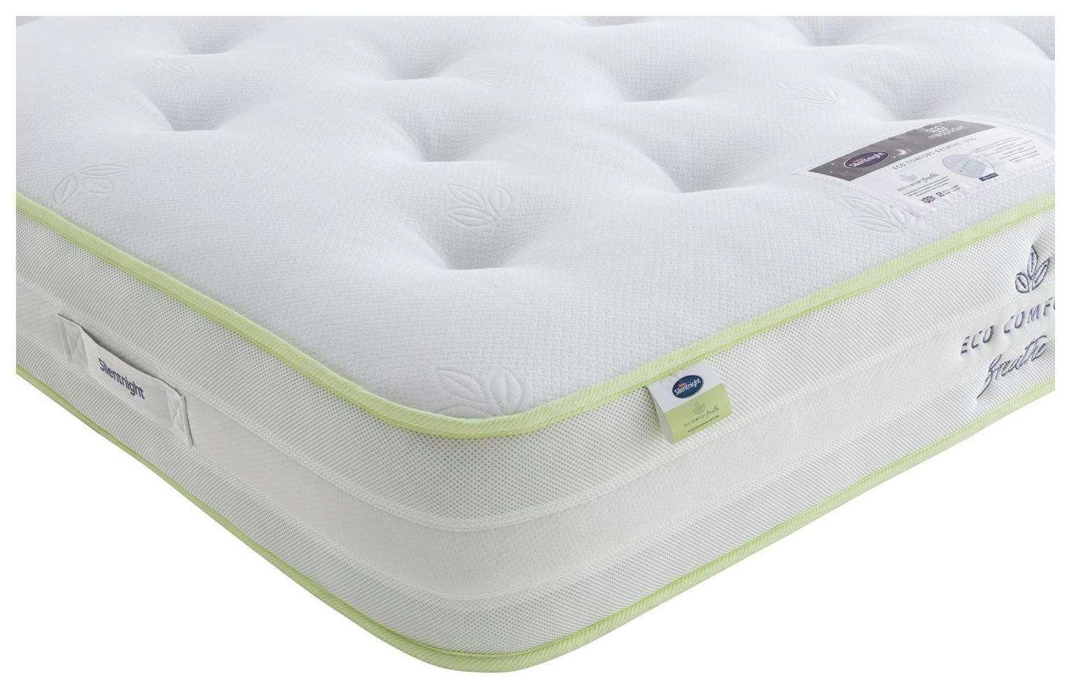 Silentnight Eco Comfort Breathe 1400 Kingsize Mattress