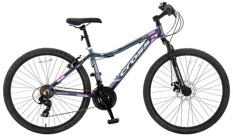 Cross FXT300 26 inch Wheel Size Womens Mountain Bike