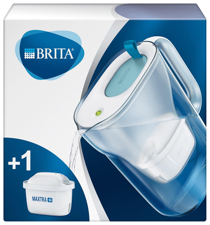 Brita Style Water Filter Jug - Blue