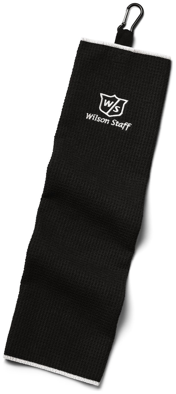 Wilson Tri Fold Golf Towel review