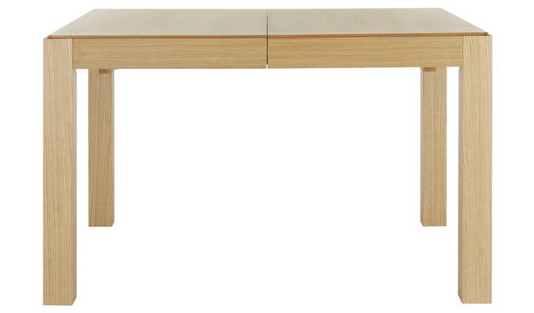Habitat Drio Extending Oak 4-10 Seat Dining Table