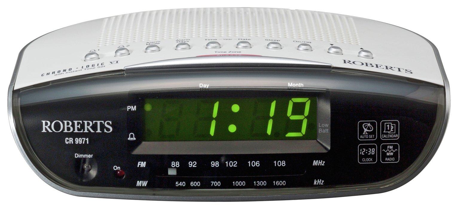 Roberts Chronologic VI Dual Alarm Clock Radio review