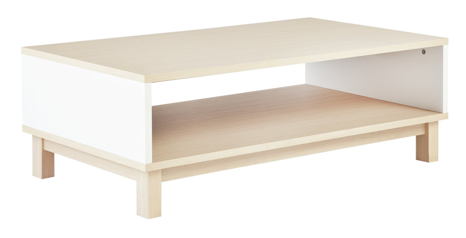 Argos Home Essel Coffee Table - Two Tone