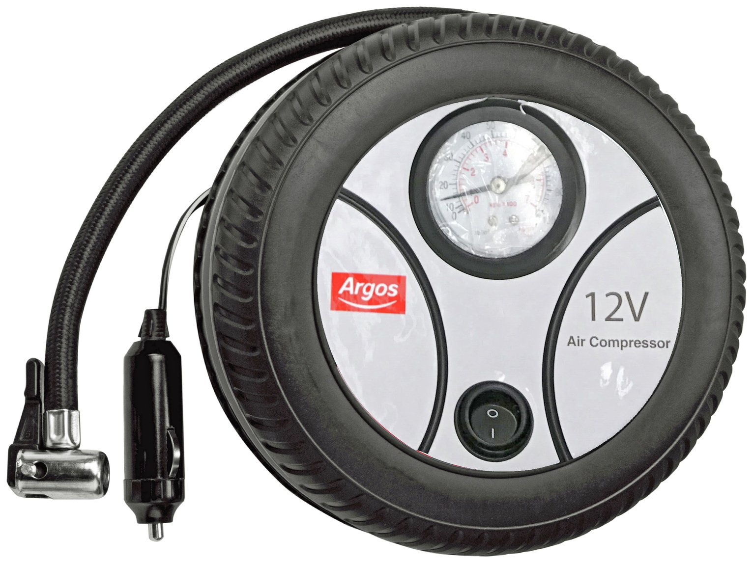 Simple Value Analogue Tyre Inflator review