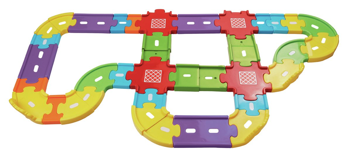 VTech Toot-Toot Deluxe Track Set review