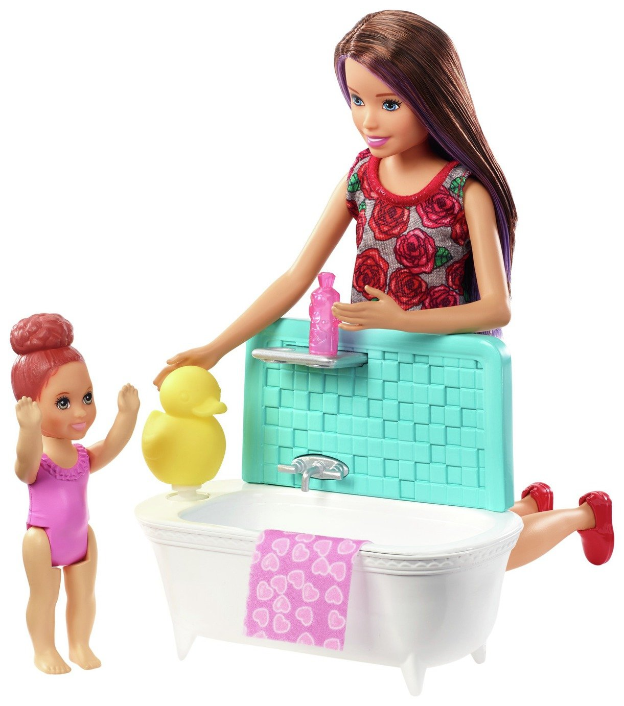 Barbie Bathtime Fun