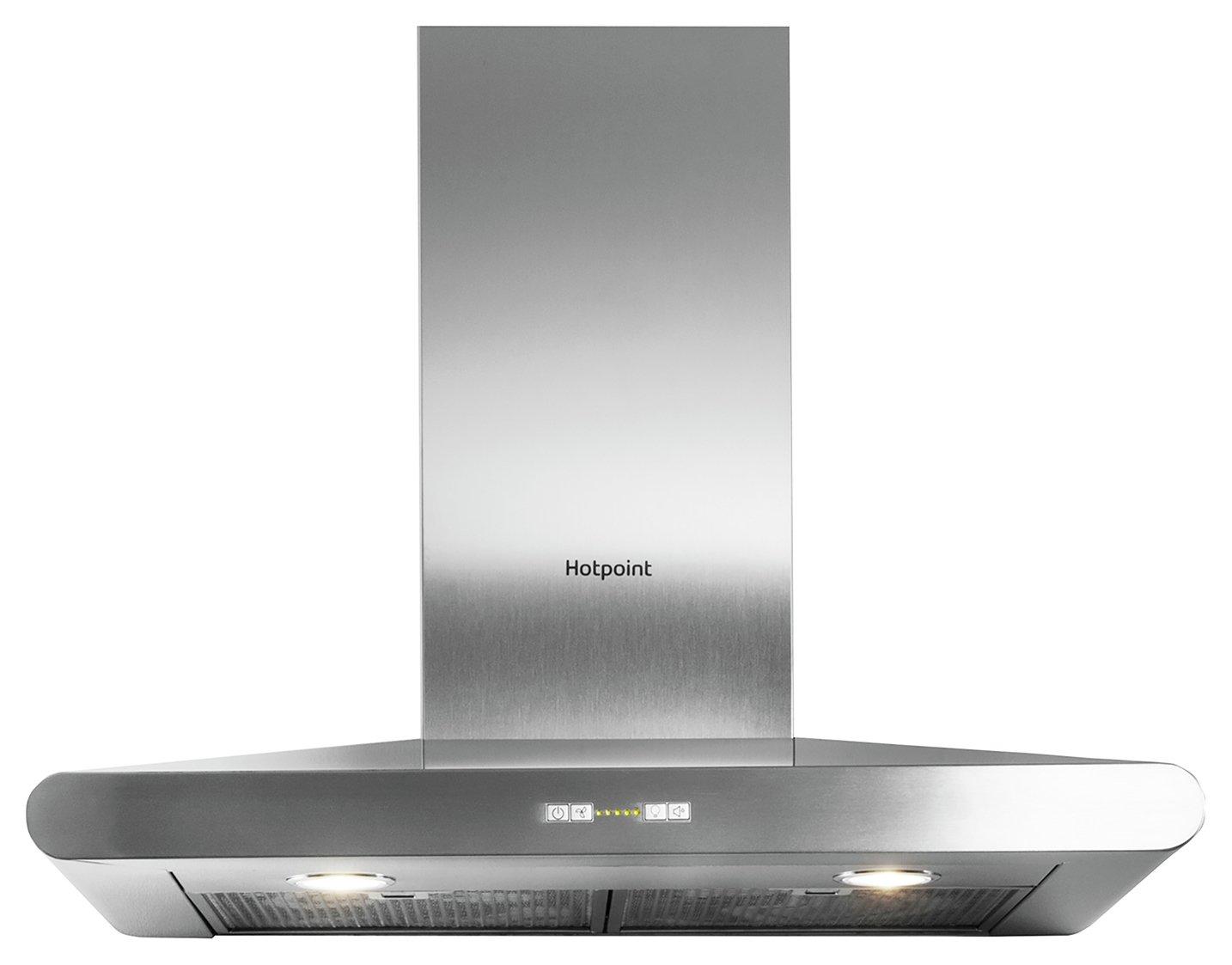 Hotpoint PHC7.7FLBIX 70cm Cooker Hood review