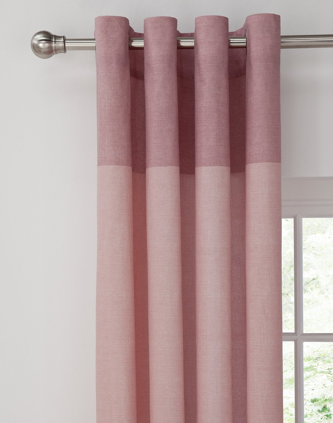 Argos Home Dublin Unlined Eyelet Curtains review