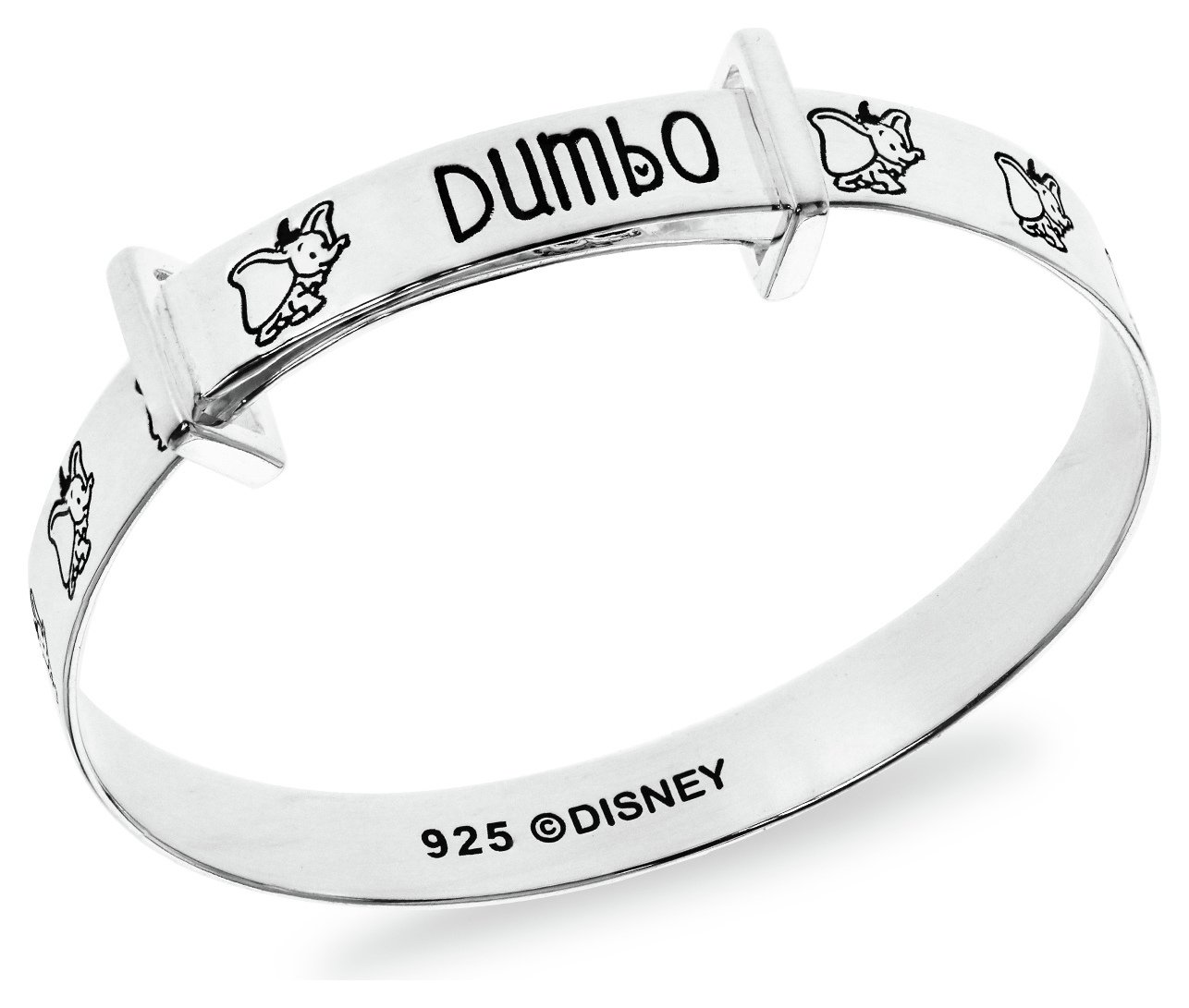 Disney Sterling Silver Dumbo Bangle review