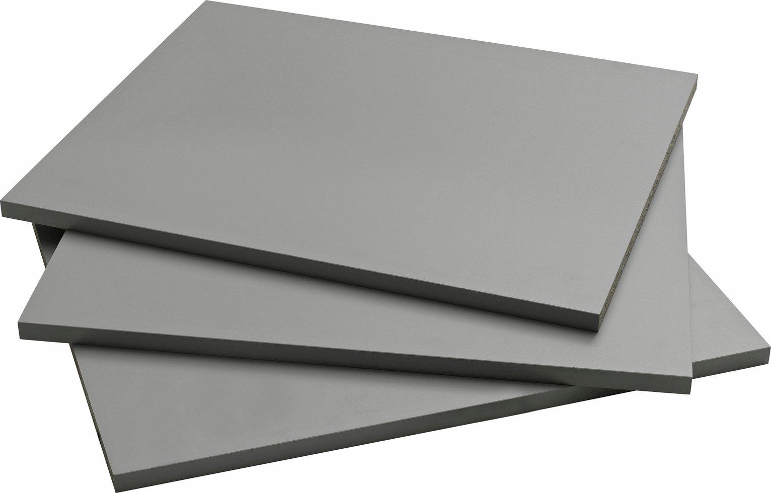 Habitat Holsted Grey Medium Shelf Pack