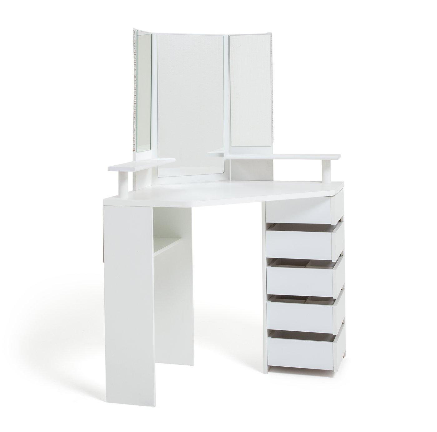 Argos Home Heathland Dressing Table - White