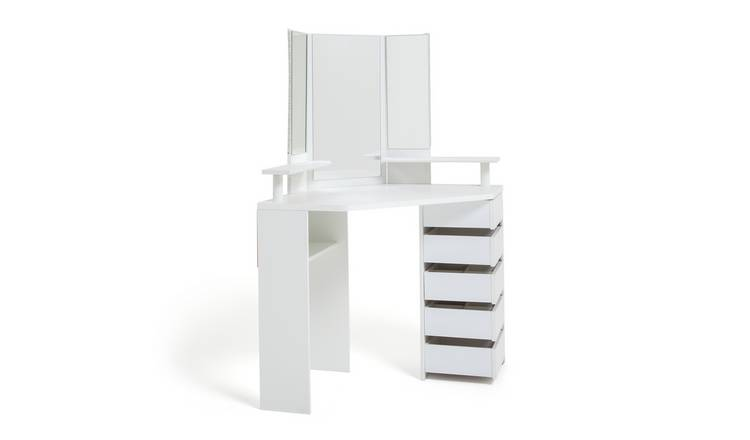 Habitat Heathland Dressing Table - White