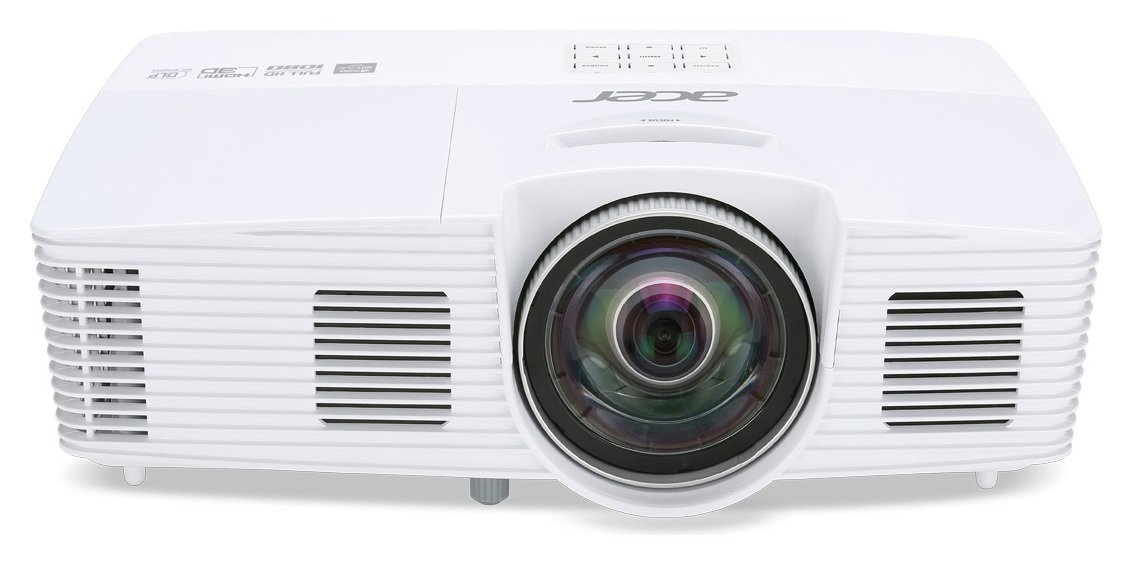Acer H6517 Full HD 3D Short Throw Projector