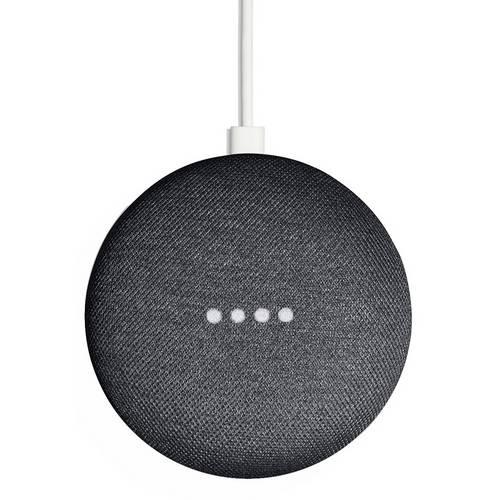 Buy Google Home Mini Charcoal Smart Speakers Argos