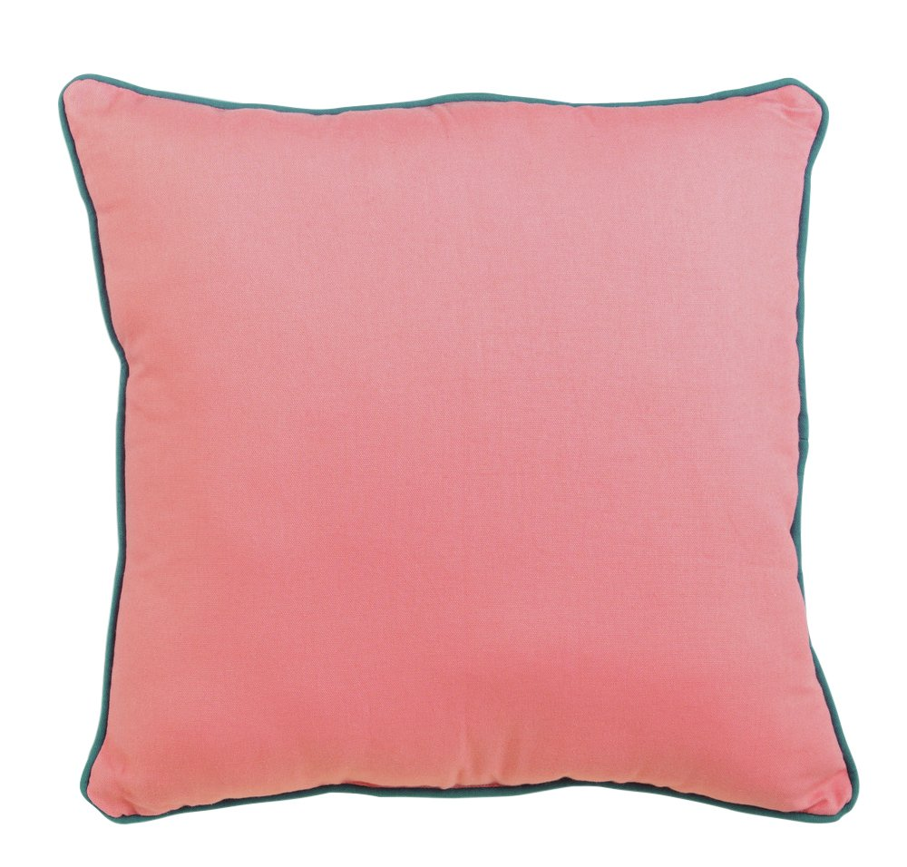 Argos Home Rainforest Scatter Cushion - Pink
