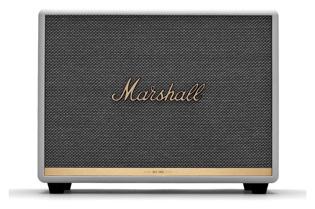 Marshall Woburn II Bluetooth Speaker - White