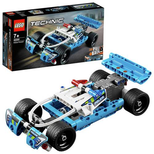 Buy Lego Technic Police Pursuit 4x4 Toy Car Model 42091 Toy Cars
