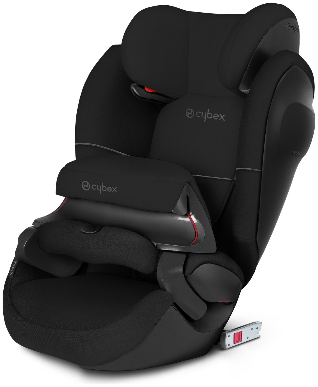 Cybex Pallas M-Fix SL Group 1/2/3 Car Seat – Pure Black 2019