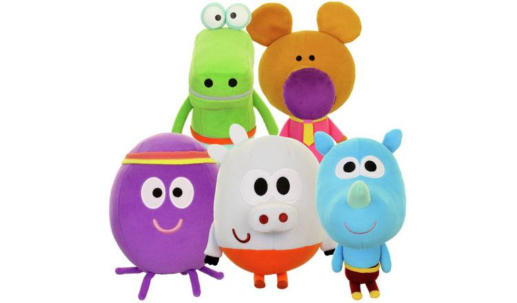 Hey Duggee Talking Squirrel Soft Toy Assortment