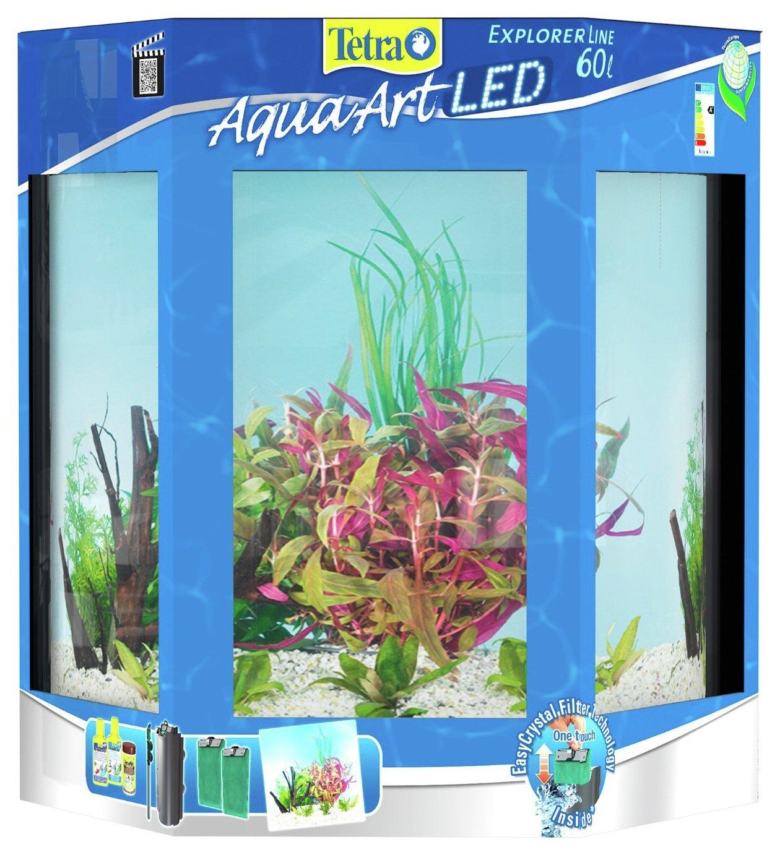 Tetra AquaArt Explorer Aquarium Set - 60L