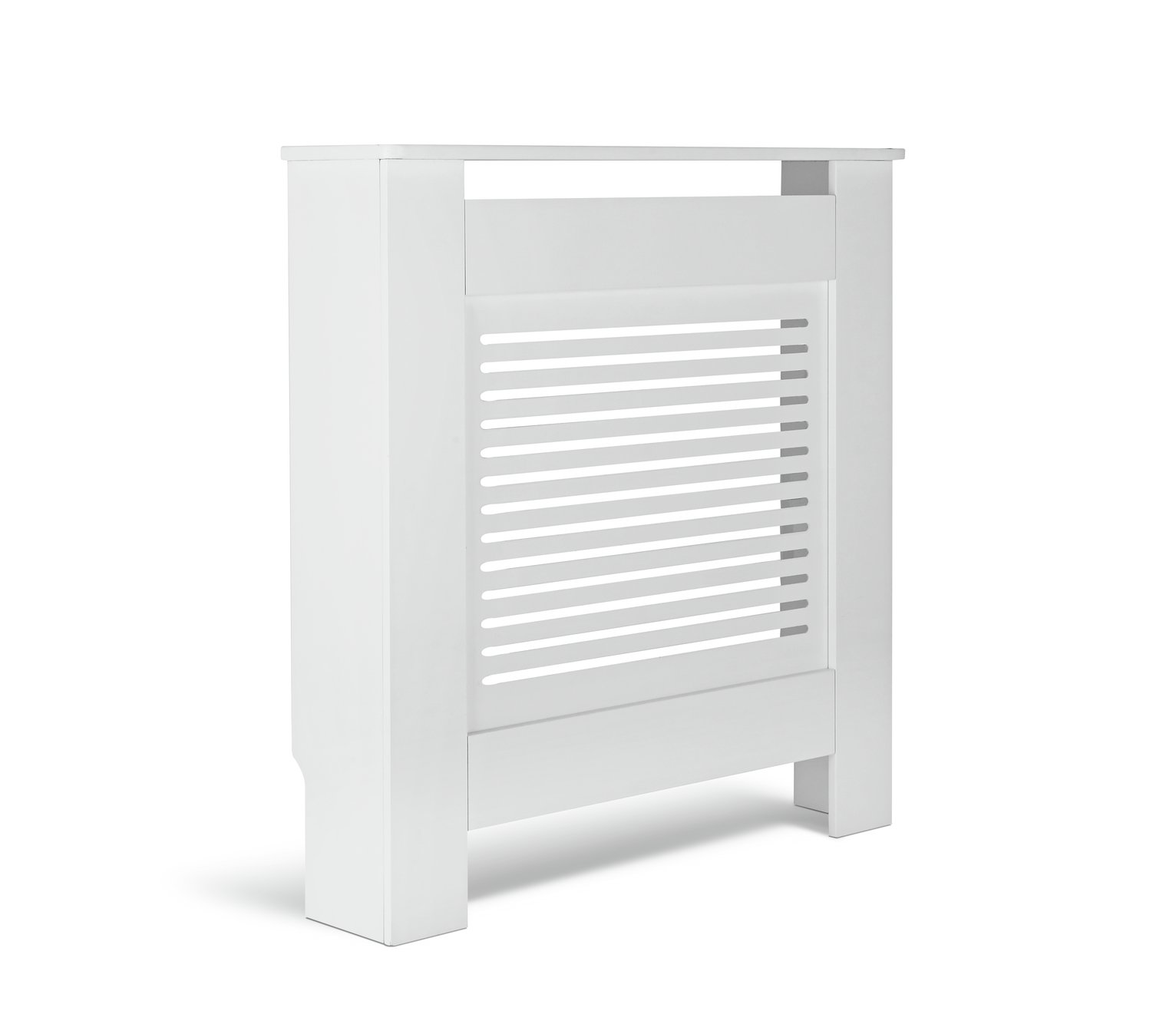 Argos Home Austin Mini Radiator Cover - White