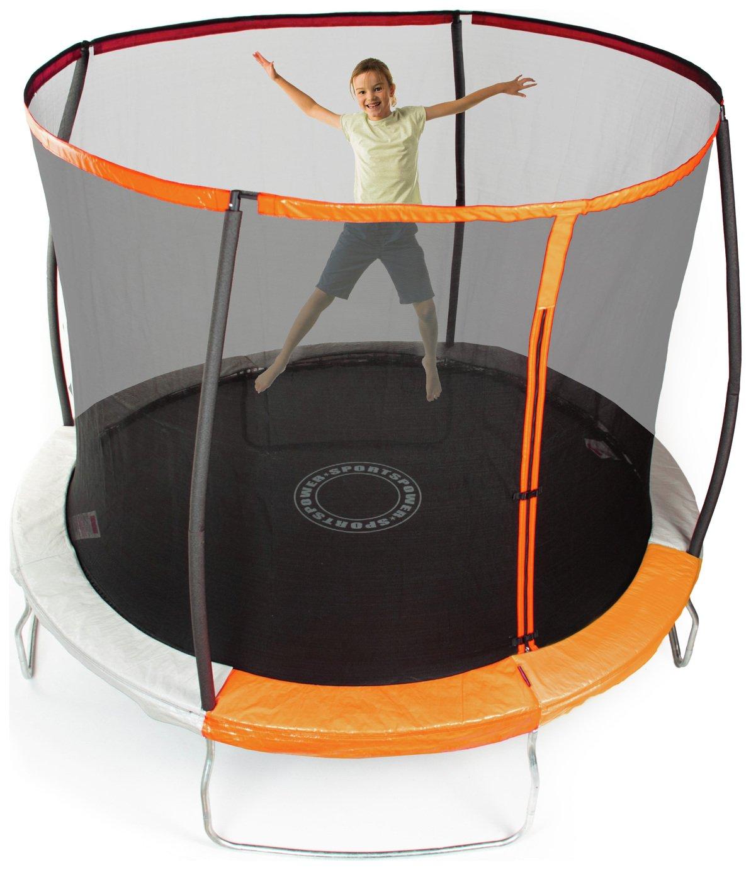 Sportspower 8ft Folding Trampoline