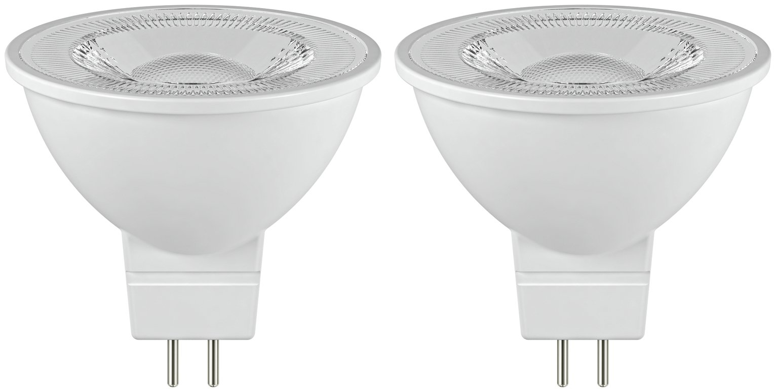 Argos Home 4W LED GU5.3 Light Bulb - 2 Pack