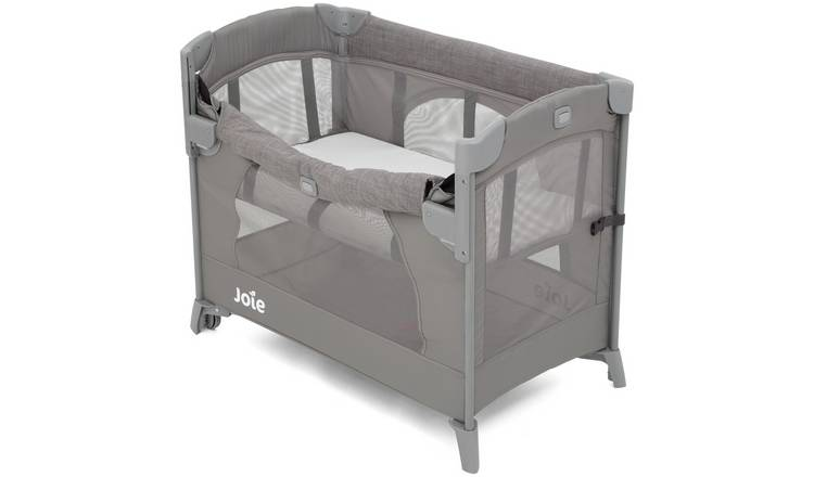 new products 4d282 c5c65 Buy Joie Kubbie Sleep Compact Travel Cot | Travel cots | Argos