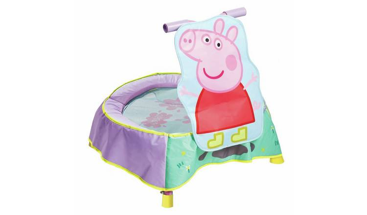 Peppa Pig Toddler Trampoline