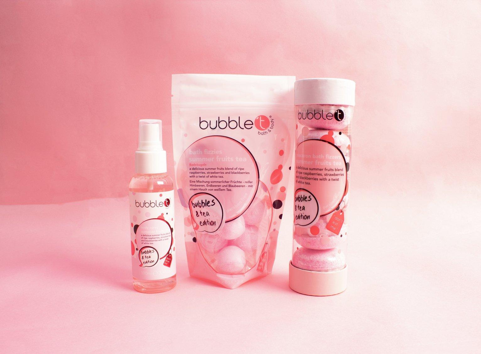 Bubble T Summer Fruits Bundle
