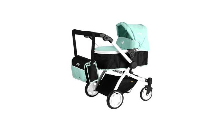 Joie Junior Chrome 3 In 1 Toy Pram