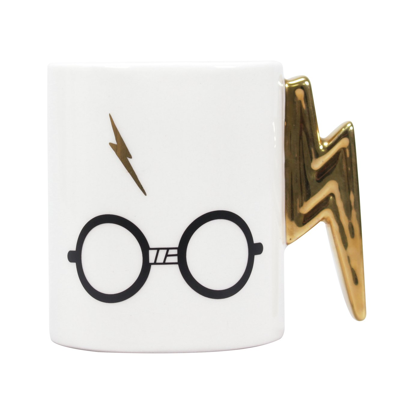 Harry Potter Lightning Bolt Mug