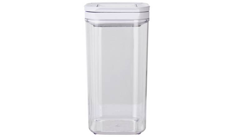 Argos Home Vacuum Food Storage Canister