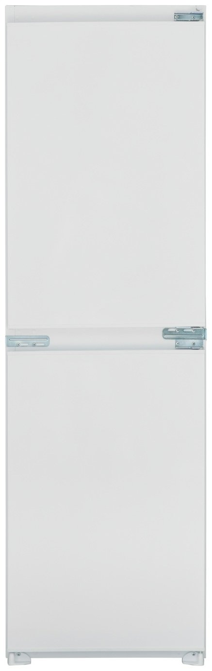 Bush BI5050FF Fridge Freezer - White Best Price, Cheapest Prices