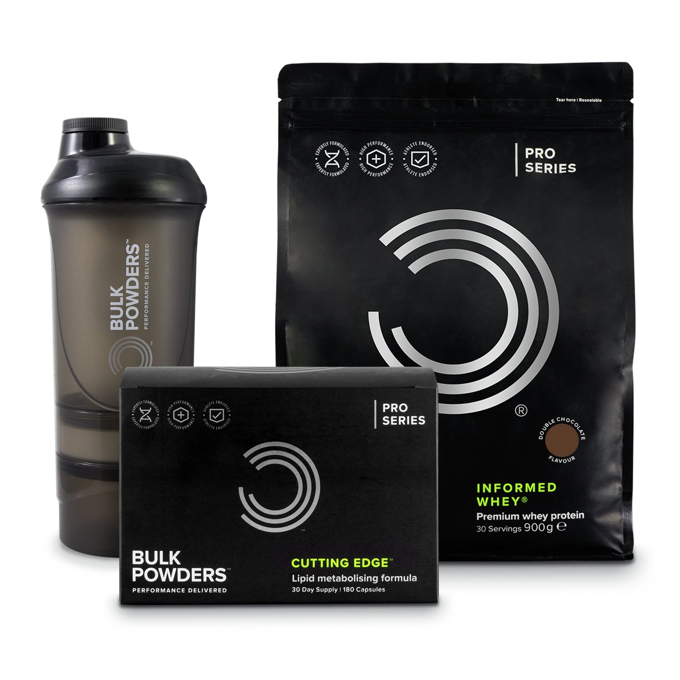 Bulk Powders Pro Series Lean Muscle Bundle