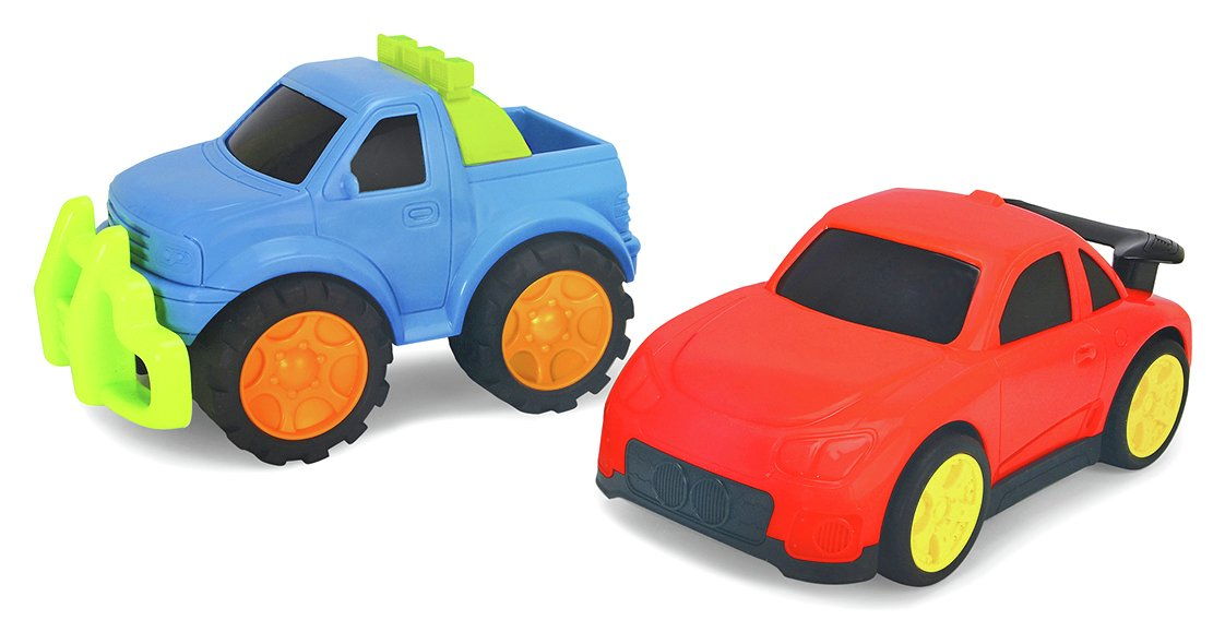 Chad Valley My 1st Vehicles - 2 Pack