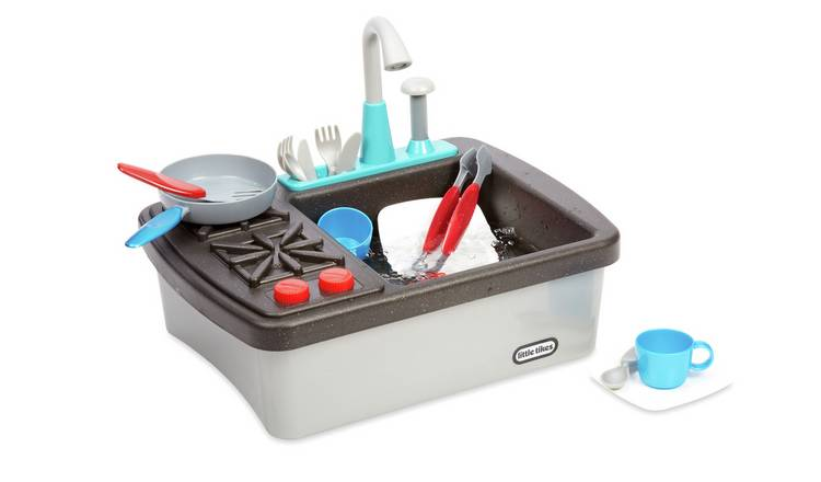 Little Tikes First Sink and Stove Playset